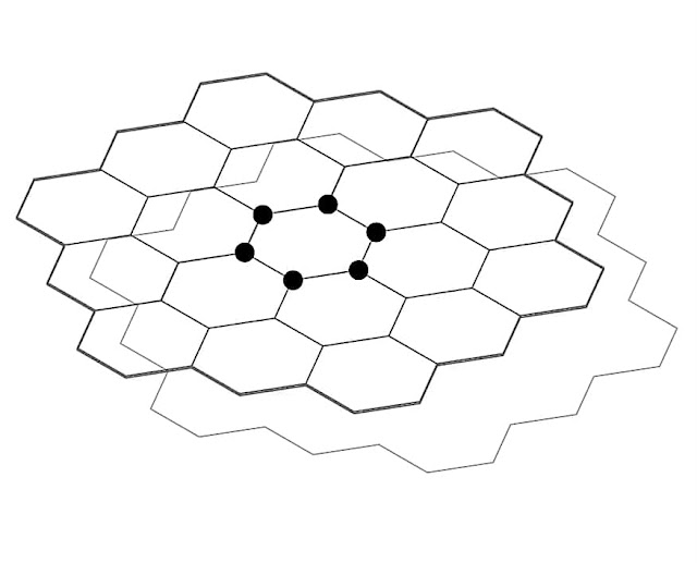Carbon-based molecules with a hollow cage line structure, fullerenes.