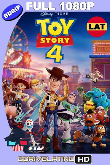 Toy Story 4 (2019) BDRip 1080p Latino-Ingles MKV