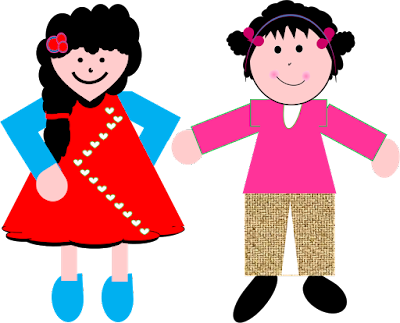 Free Children Clipart