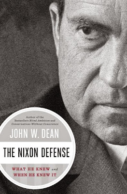 The Nixon Defense by John W. Dean – book cover