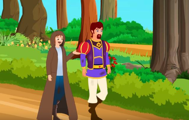 The Flute Player Story For Kids | English Fairy Tales | Bedtime Stories
