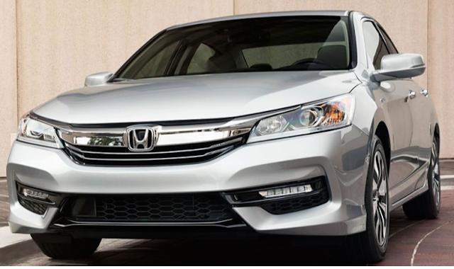 2017 Honda Accord Hybrid Canada Release Date