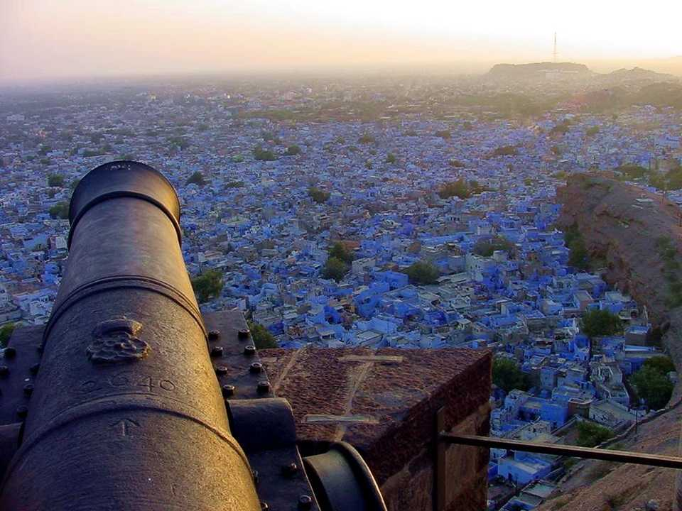 История Джодхпура. Штат Раджастан