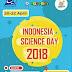 Sosialisasi Kegiatan Indonesia Science Day (ISD) 2018  Di PP-IPTEK