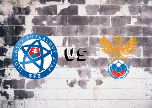 Eslovaquia vs Rusia  Resumen