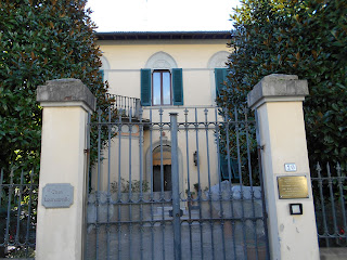 Photo of Leoncavallo's villa