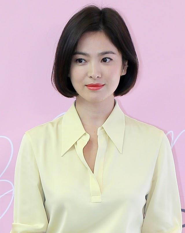 송혜교가 본인 SNS에 글 하나 올리면 받는 금액은 얼말까?
