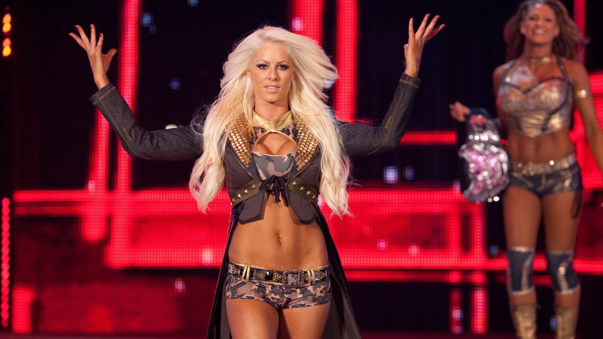 Maryse fala sobre um possível retorno aos ringues da WWE