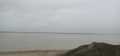 Jamuna riverside