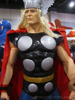 Almighty Thor Toy Expo 2012