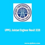 UPPCL Result 2020 & Cuttoff Marks Assistant Engineer