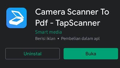 Cara Scan Ijazah, SKCK, SIM, KK di HP Android