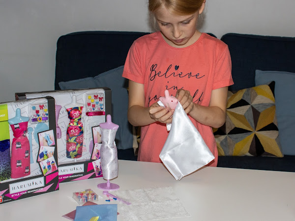 Review: Harumika Fashion Design Sets For Children