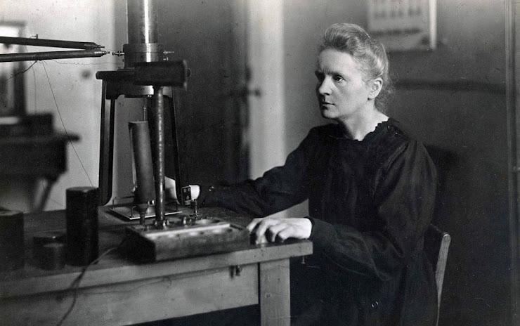 Descubrimientos de Marie Curie