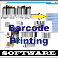 Barcode Printing Software for all types of Food Labels Readymade garments and Jewelry