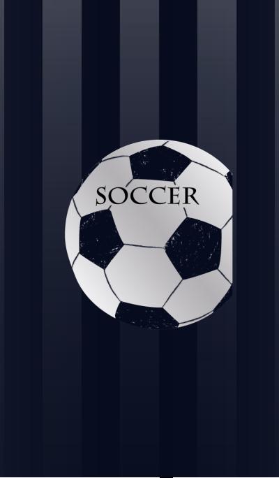 Soccer Theme -simple-