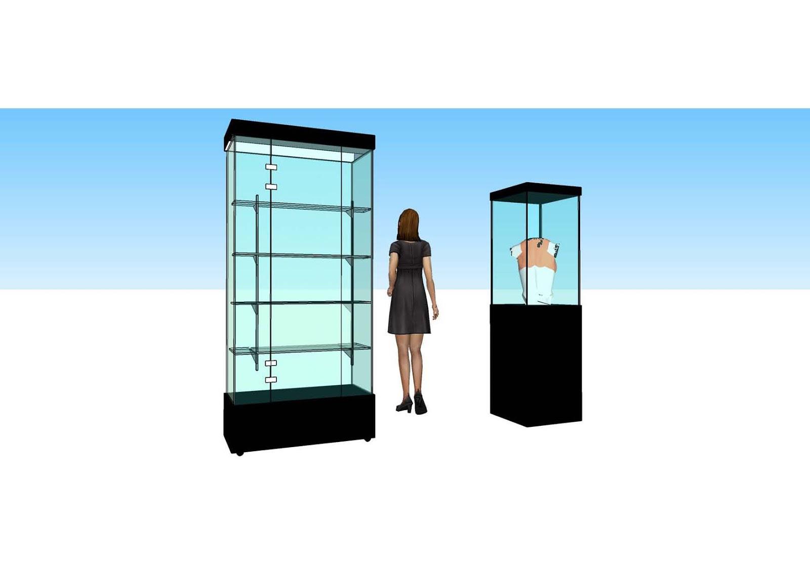 連維仁采聯室內空間/玻璃屋採光罩設計施工: 辦公室展示櫃設計 ...