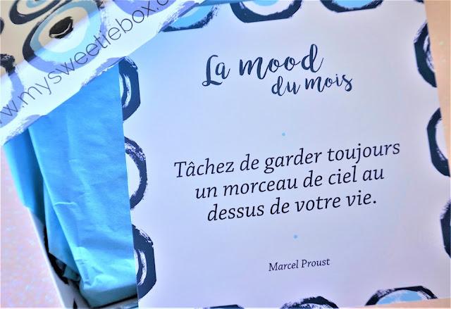 Mood du mois Proust