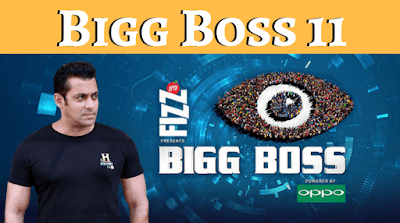 Bigg Boss 11 Episode 47 17 November 2017 HDTV 480p 150mb x264
