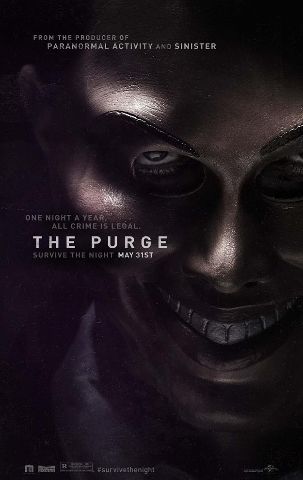 Download The Purge (2013) Full Movie in Hindi Dual Audio BluRay 720p [850MB]