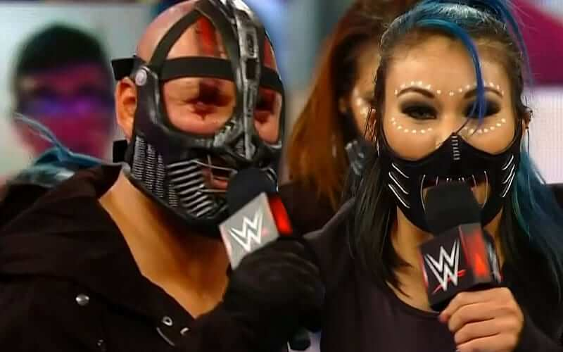 مجموعة الريتريبيوشن يكشفون عن وجوههم ويوقعون رسميا مع WWE (فيديو)