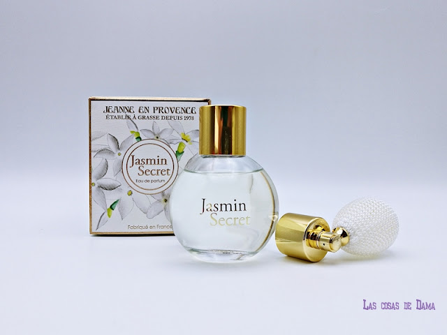 Jasmin Secret Jeanne en Provence corporal beauty skincare jazmin fragancia belleza provenza francesa