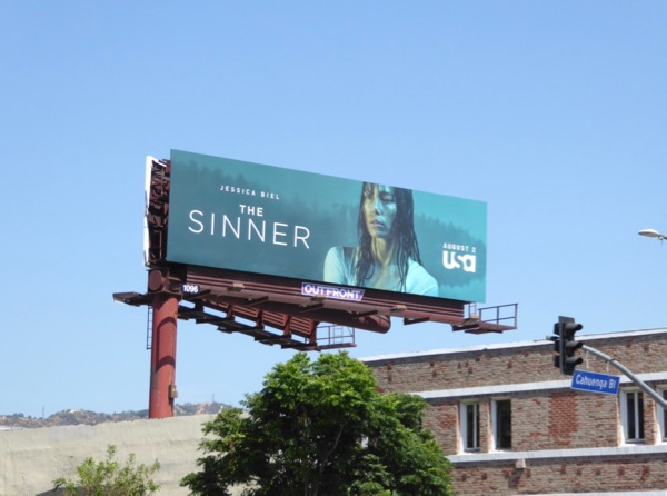 Sinner limited series billboard