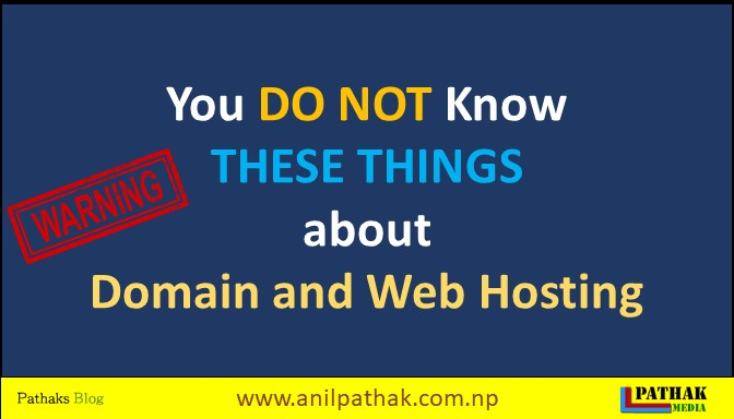 What You Don't Know About Domain And Web Hosting. [Updated] 2019 July
