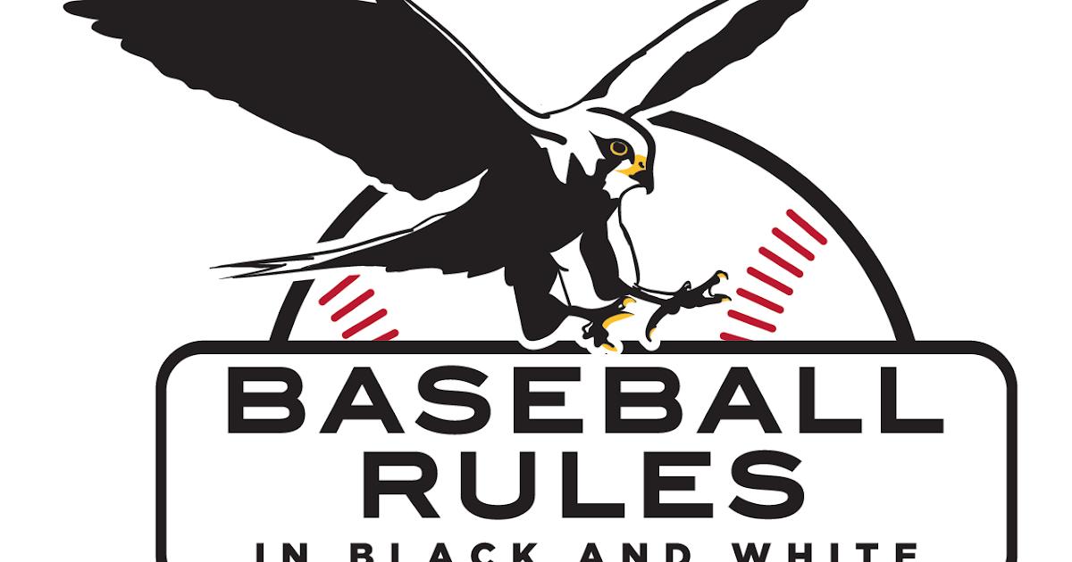 Baseball Rules in Black and White: Youth Baseball