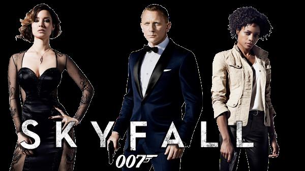 Skyfall 2012 Dual Audio Hindi 720p BluRay