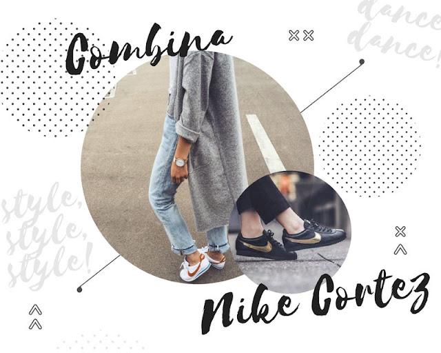 Ideas de cómo combinar las zapatillas Nike Cortez para arrasar con tus looks