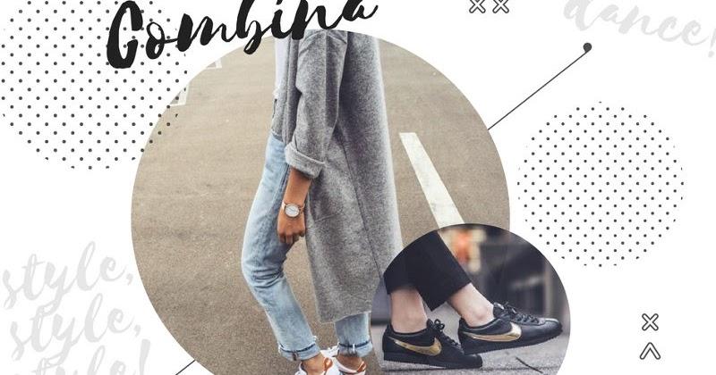 051a9bcac9b Ideas de cómo combinar las zapatillas Nike Cortez para arrasar con tus  looks   LATVDP - Los ángeles también visten de Prada