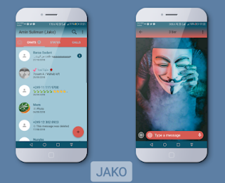 Anonymous Theme For YOWhatsApp & Fouad WhatsApp By Jako