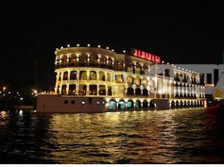 أسعار البواخر النيلية للأفراح في مصر 2021