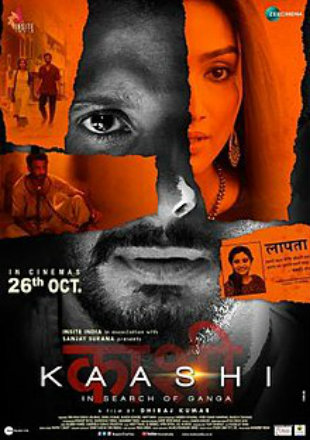Kaashi in Search of Ganga 2018 Full Hindi Movie Download HDRip 720p