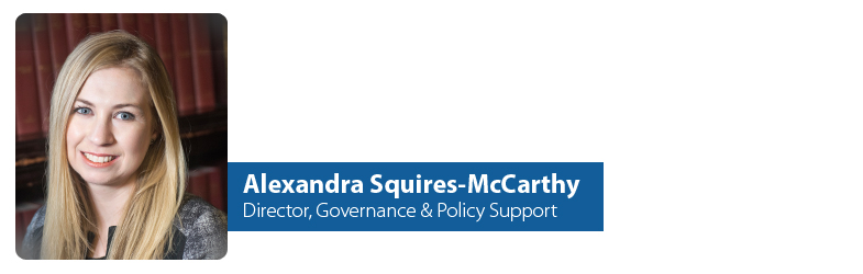 Alexandra Squires-McCarthy, Director, IYF Bureau of Governance & Policy Support