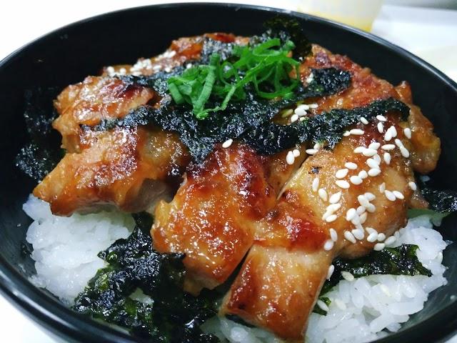 Chicken Steak yang Enak dari HokBen