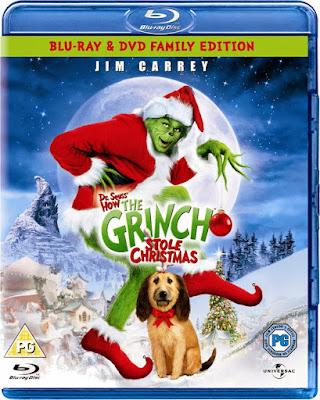 How the Grinch Stole Christmas (2000) 480p 300MB Blu-Ray Hindi Dubbed Dual Audio [Hindi – English] MKV
