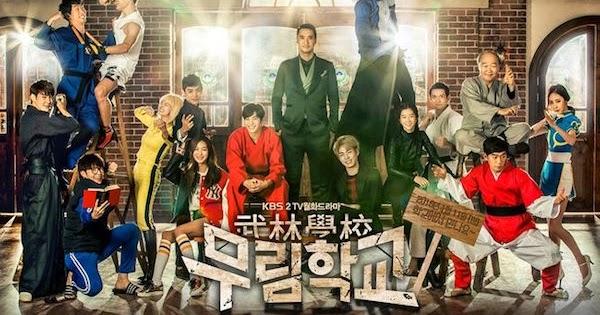 Sinopsis Drama Korea Moorim School Episode 1 – Tamat