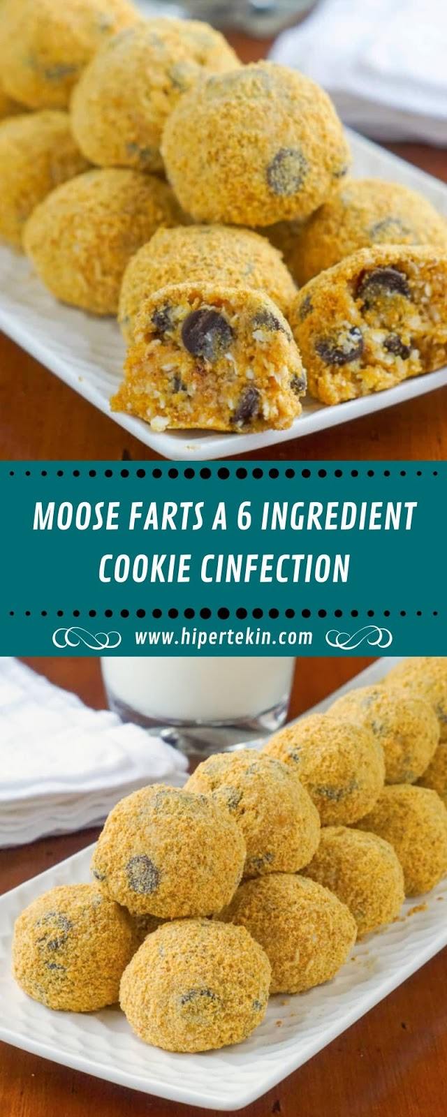 MOOSE FARTS A 6 INGREDIENT COOKIE CINFECTION