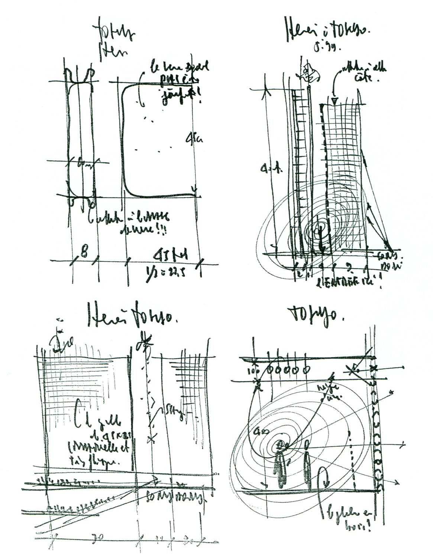 Arquitectura Historia Renzo Piano Croquis Para Pensar