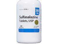 Sulfasalazine - Kegunaan, Dosis, Efek Samping