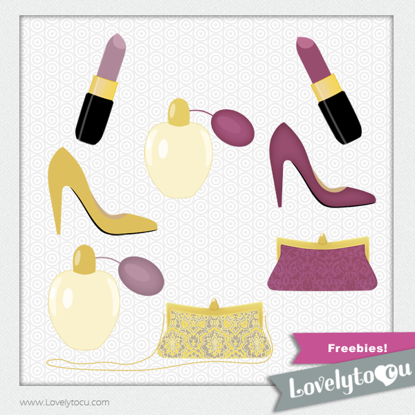 Free Fashion Clip Art