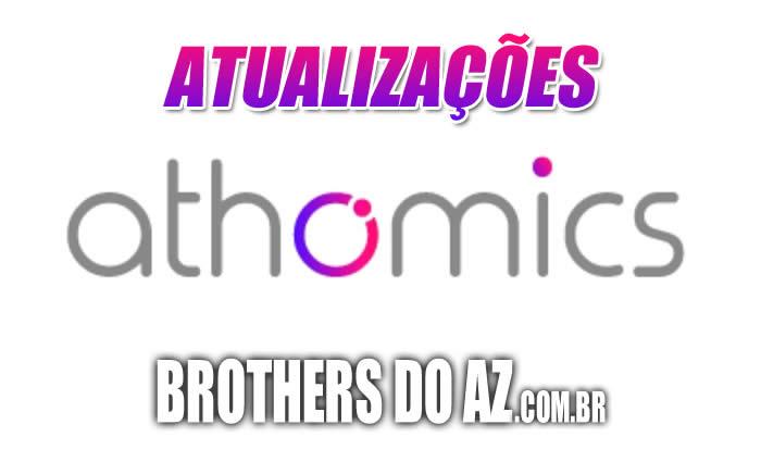 Atualizações Athomics