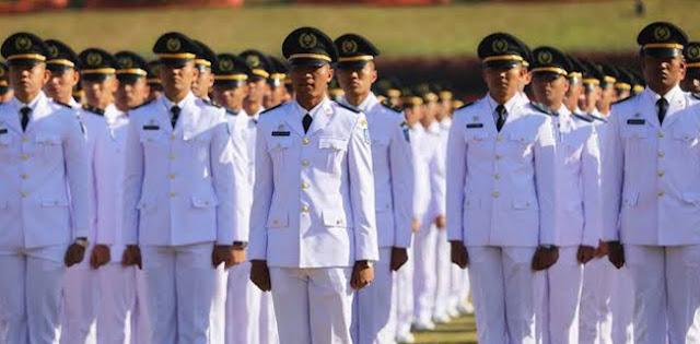 Berbondong Bondong Jadi PNS DKI, Gajinya Fantastis