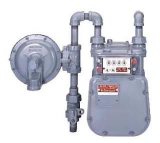 Natural Gas Commercial Regulators