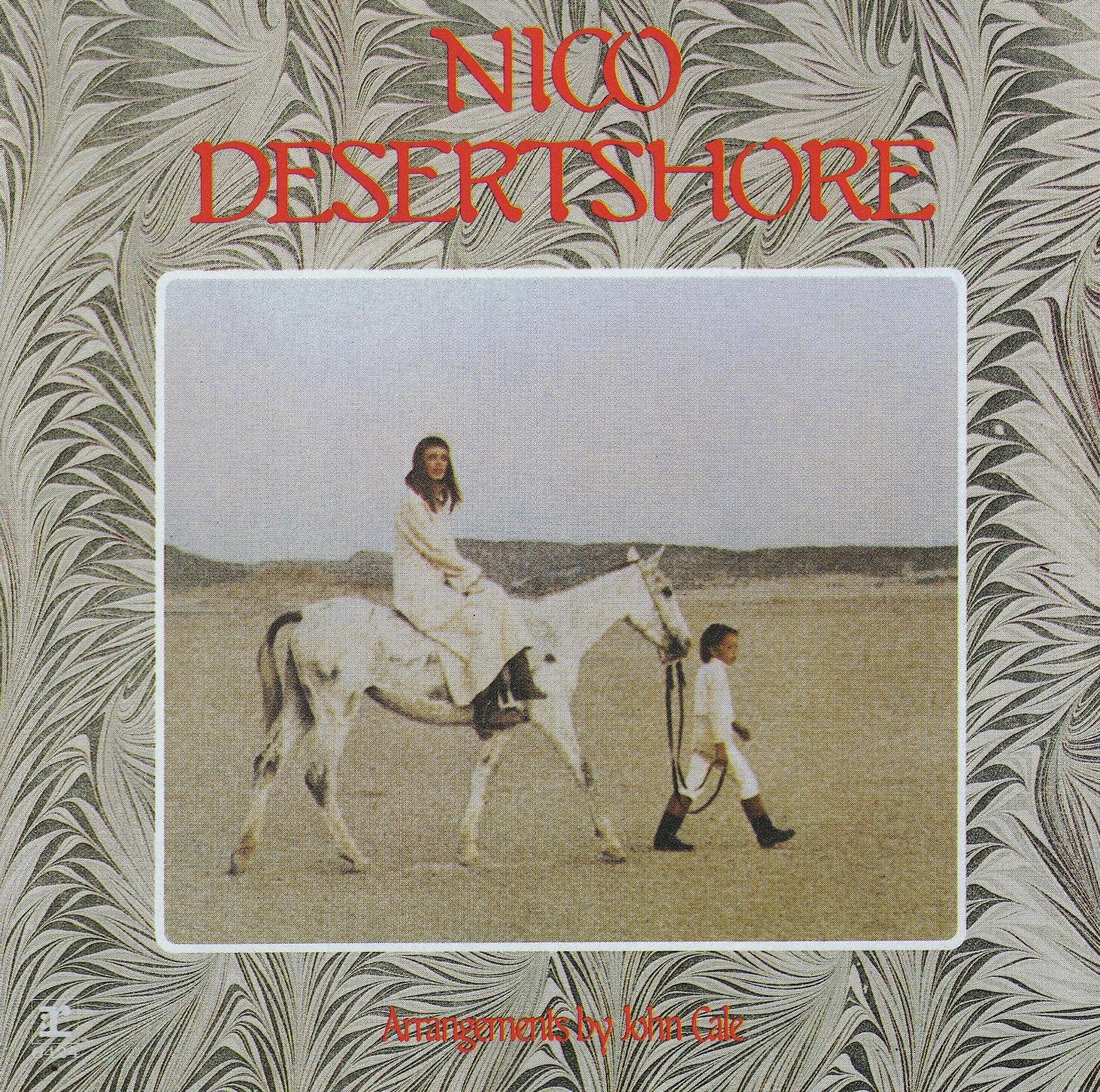 LOS SUEÑOS : Los Discos de 1970  Desertshore