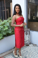 Mamatha sizzles in red Gown at Katrina Karina Madhyalo Kamal Haasan movie Launch event 228.JPG