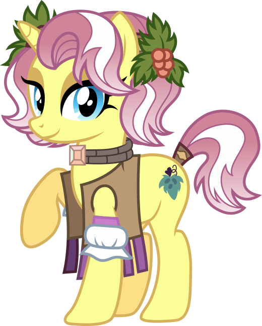 Vignette Valencia pony by Silver Map Wolf