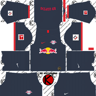 RB Leipzig 2019/2020 Kit - Dream League Soccer Kits